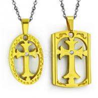 Кулон с Крестом