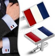Запонки Франция