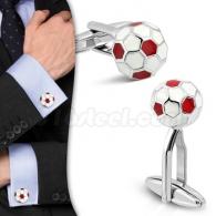 Запонки Футбольный Мяч