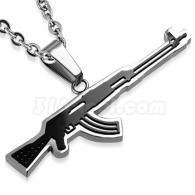 Кулон АК-47