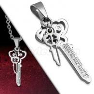 Кулон Ключ