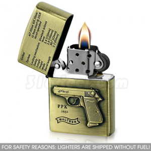 Зажигалка с Пистолетом