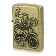 Зажигалка с Мотоциклом