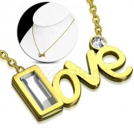 Подвеска LOVE
