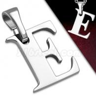 Кулон Буква E