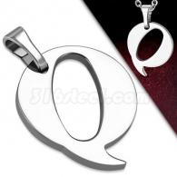 Кулон Буква Q