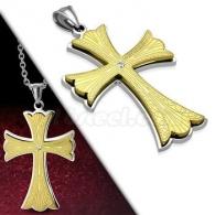 Кулон Крест