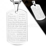 Кулон с Молитвой