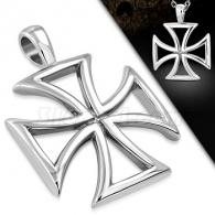 Кулон Мальтийский крест