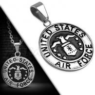Кулон Медальон USA