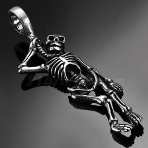 Кулон Скелет