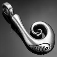 Кулон Спираль Маори