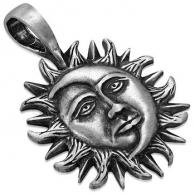 Кулон Солнце и Луна
