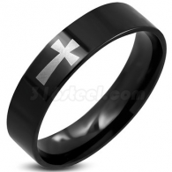 Кольцо с Крестом