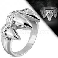 Кольцо когти дракона