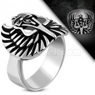 Кольцо с Крыльями