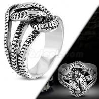 Кольцо со Змеёй