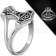 Кольцо Молот Тора