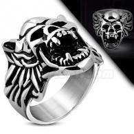 Кольцо с Вампиром