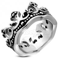 Кольцо Королевская корона