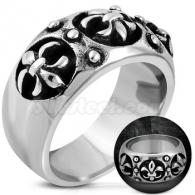 Кольцо с Лилиями