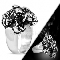 Кольцо с Тигром