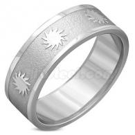 Кольцо с Солнцем