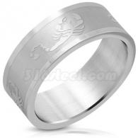 Кольцо со Скорпионом