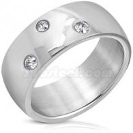Кольцо с Фианитами