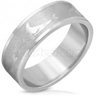 Кольцо с Акулой