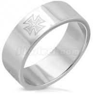 Кольцо с Крестами