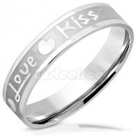 Кольцо Love Kiss