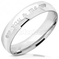 Кольцо You & Me