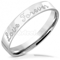 Кольцо Love Forever