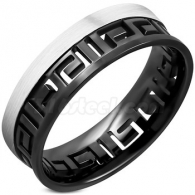 Кольцо с Меандром