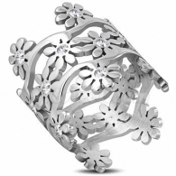 Кольцо с Цветами