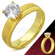 Кольцо с Фианитом